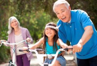 Ths Grandparents Bikes