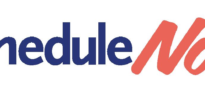 Logo Schedule Now Noplus