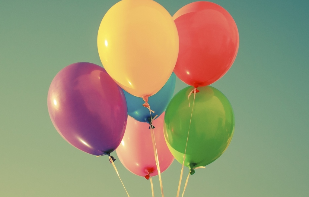 Gift Shop Balloons